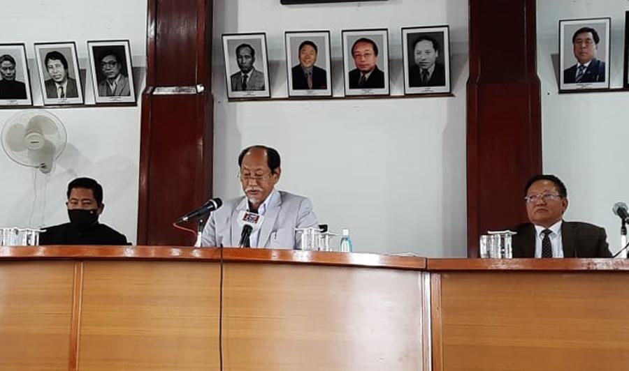 Naga Peace Talks: War of words between PDA and NPF. Solution or claiming credits?