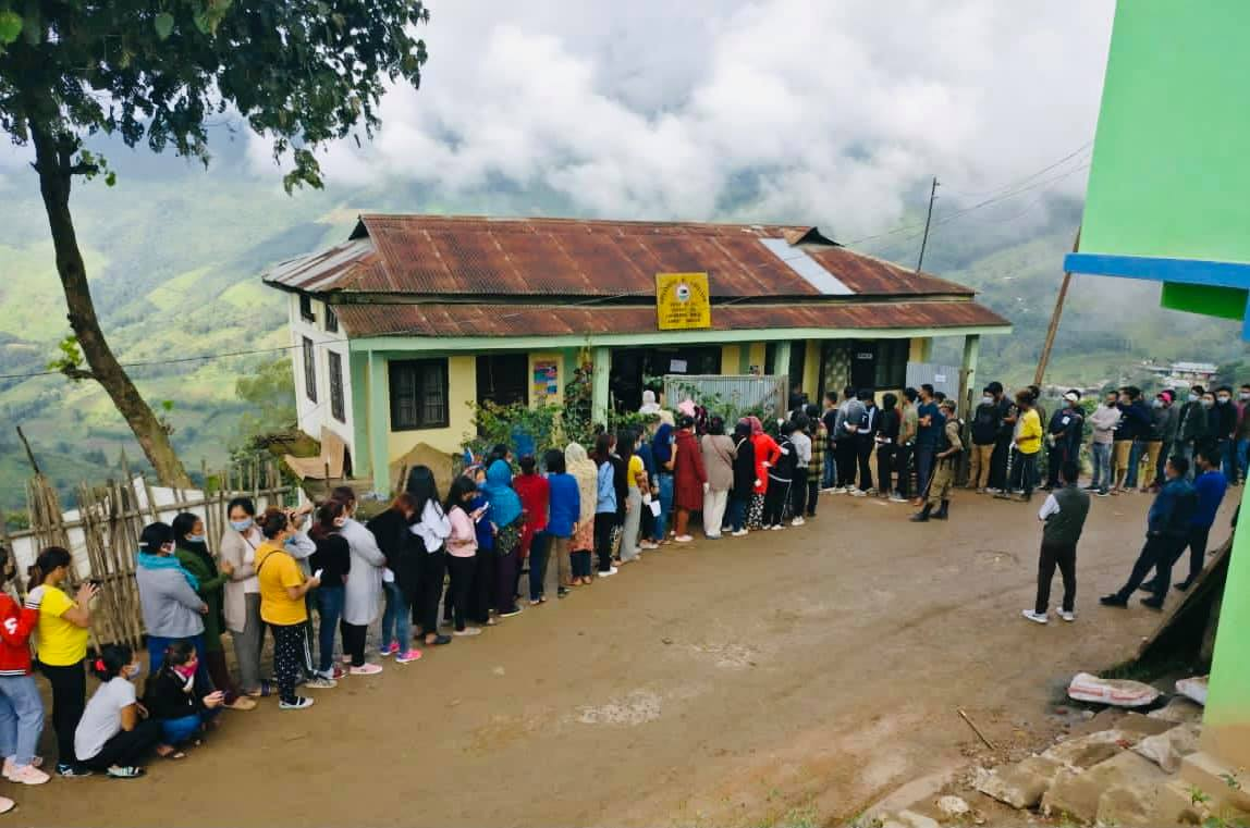 Nagaland By-Elections: Re-poll for 2 Kiphire polling stations on Nov 7