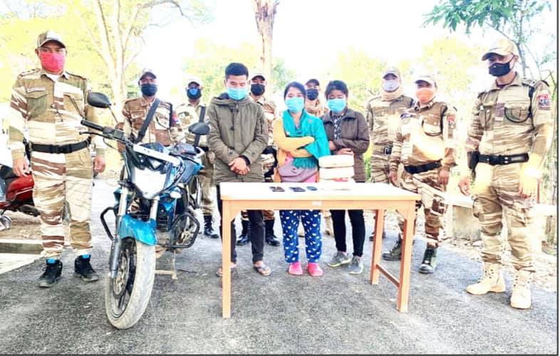 Manipur Drugs: Police seized WY tablets
