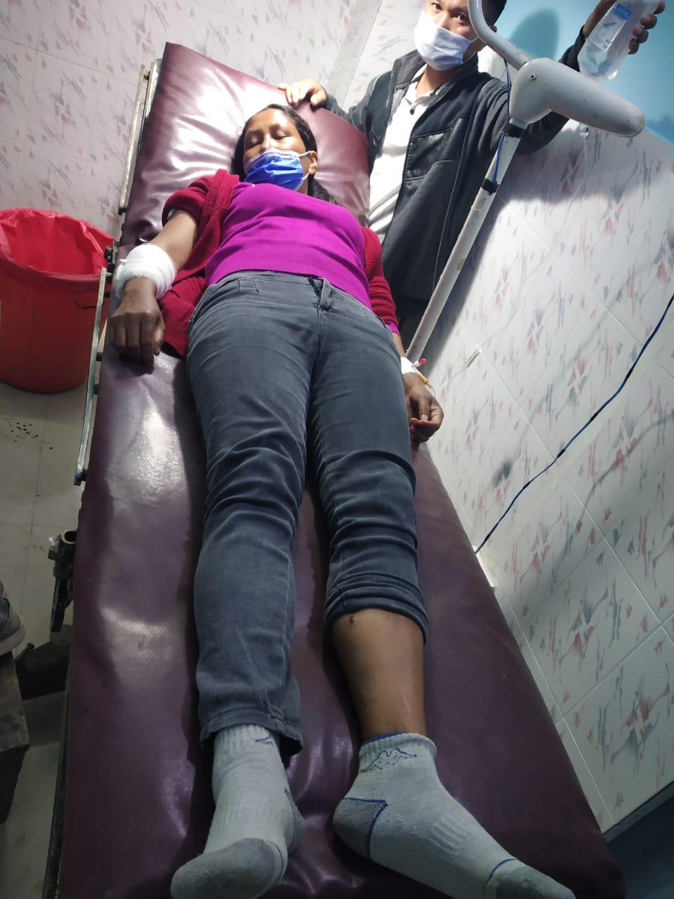 BREAKING: Bomb blast at RIMS hospital, Imphal