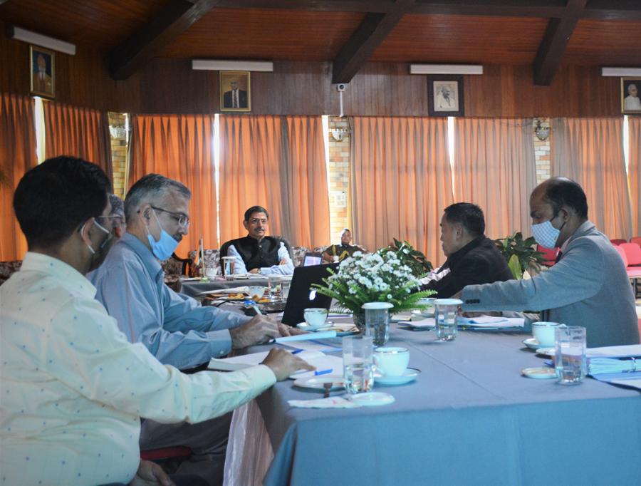 Naga Peace Talks: WC-NNPG meets Governor RN Ravi