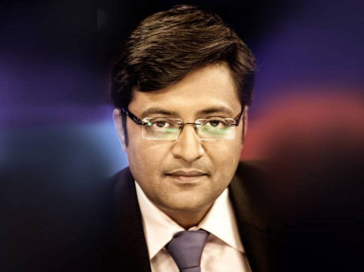 Raigad Court Sends Arnab Goswami to 14-day judicial custody. Bombay HC to hear his plea today