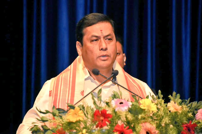 Assam CM assures of merit base selection in the Assam Police sub-inspectors recruitment exam