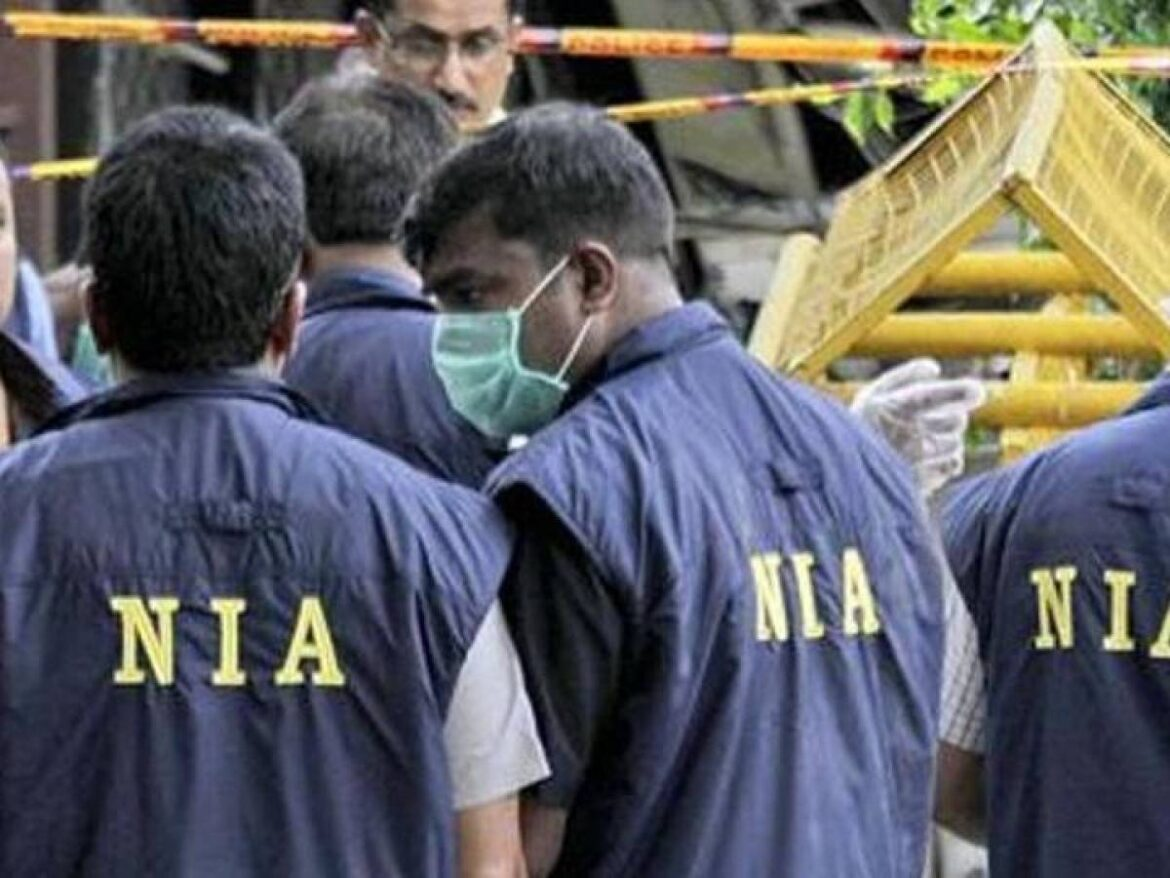 NIA Court allows remand for alleged arms smuggler Ningkhan Sangtam