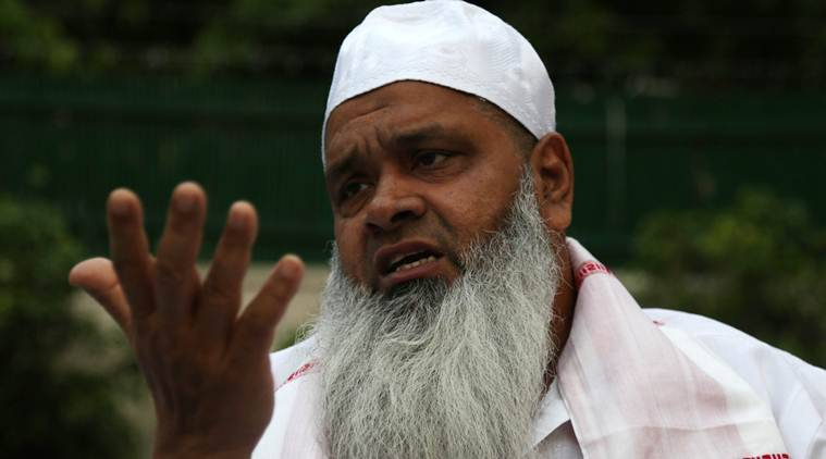 BREAKING: FIRs lodged against Badruddin Ajmal of AIUDF