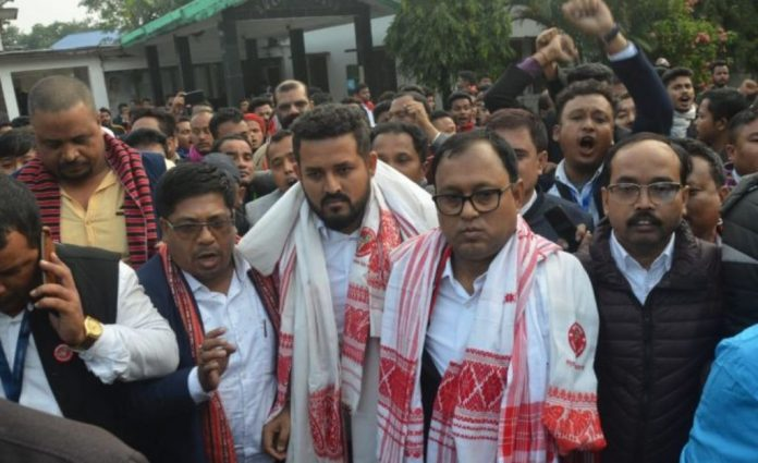 CAA protest will be renewed soon says newly elected Assam Students Union leader
