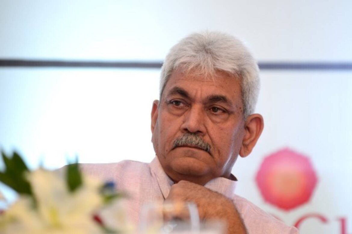 Jammu Kashmir LG Manoj Sinha Approves Rs 5,300 Crore For 850 MW Hydropower Project over Chenab River