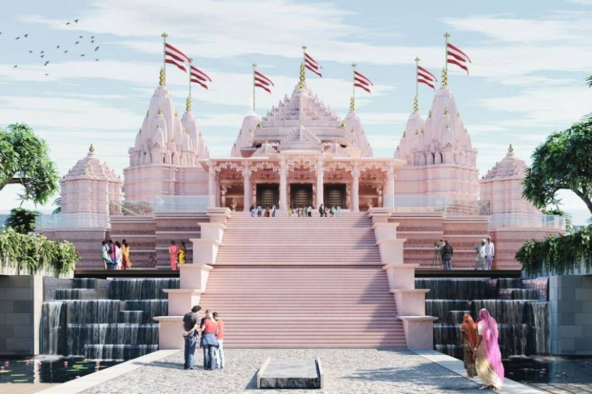 First Hindu Temple In Abu Dhabi To Be Adorned With Scenes Depicted From Mahabharata, Ramayana And Puranas
