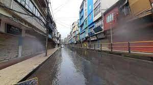 Mizoram: Aizawl Lockdown extended by a week