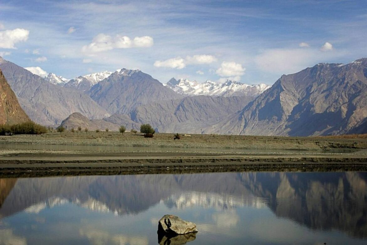 Immediately vacate from the Indian territory of Gilgit-Baltistan: India told Pakistan