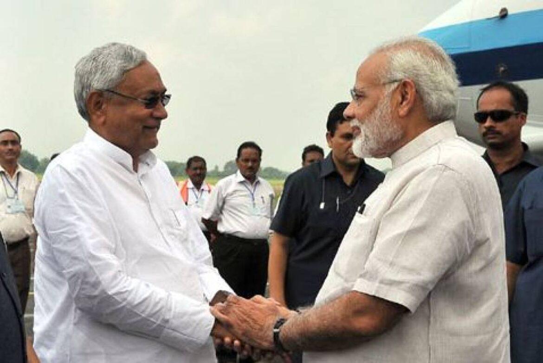 NDA Crosses Majority Mark In Bihar ; BJP Largest Party With 70 Seats