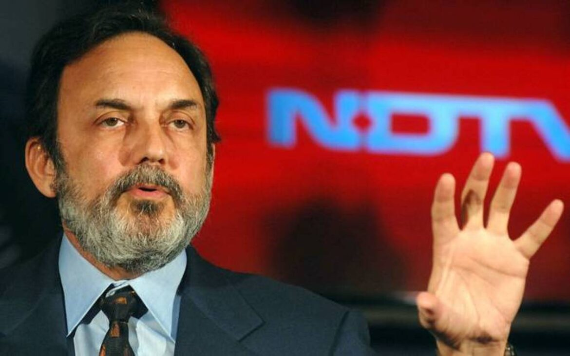 SEBI Bars NDTV Founders Prannoy and Radhika Roy from securities market for 2 years over insider trading