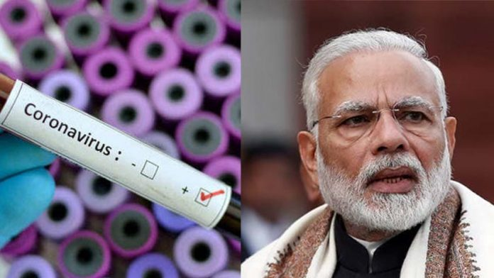 PM Modi asks Assam to increase awareness in COVID-19 review meeting with CMs