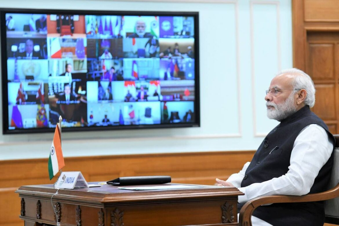 PM Modi to Chair Virtual Global Investor Roundtable