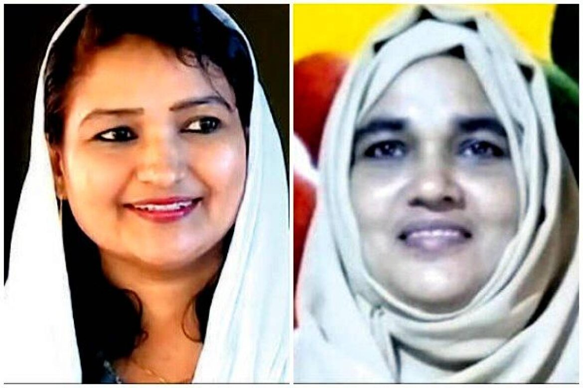 PM Modi Is Hero For These Two Muslim Women Contesting Kerala Local Body Polls On BJP Tickets