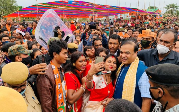 Will probe misappropriation of BTC funds if voted to power: Himanta Biswa Sarma