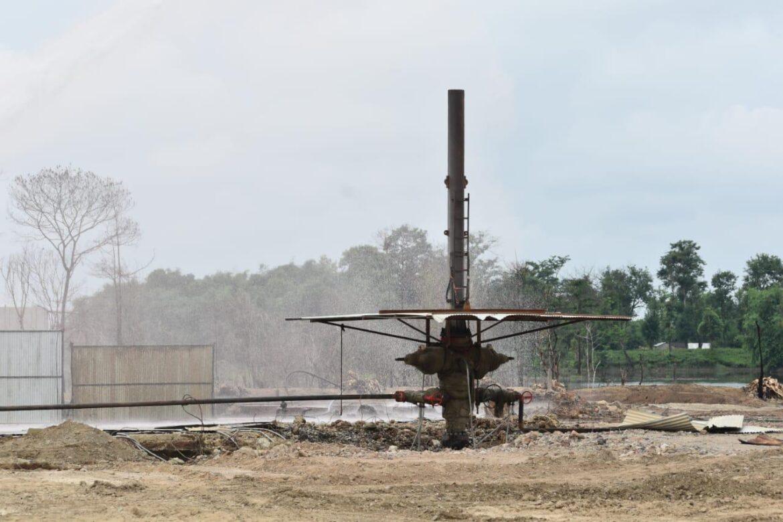 Baghjan fire: John Energy under scanner: OIL