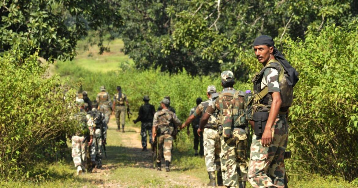 Sukma: Elite CoBRA Commando of CRPF martyred in a Maoist triggered IED Blast. 7 injured now out of danger