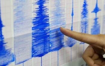 two earthquake jolts northeast within 24 hours