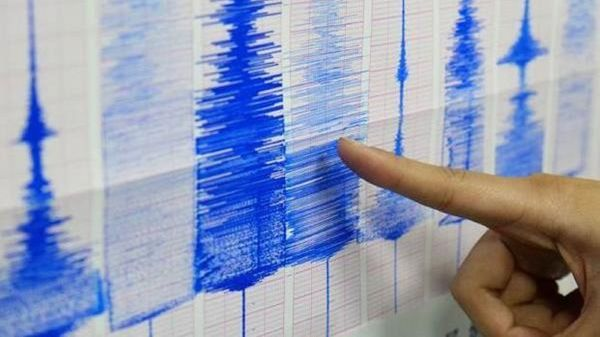 Earthquake in Mizoram measuring 5.2 intensity