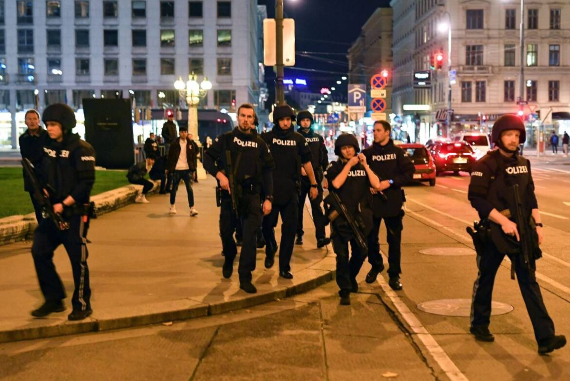 Deadly shooting in Vienna Carried Out By Islamist Terrorist : Austrian Interior Minister