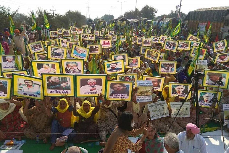 Beyond Farmers Interest? Protesting Farmer Union Demands Release Of Sharjeel Imam, Umar Khalid And Alleged Urban Naxals