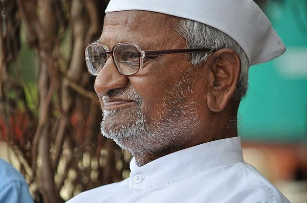 Anna Hazare Warns Modi Govt That He Will Sit On 'Jan Andolan' In Support of Farmers