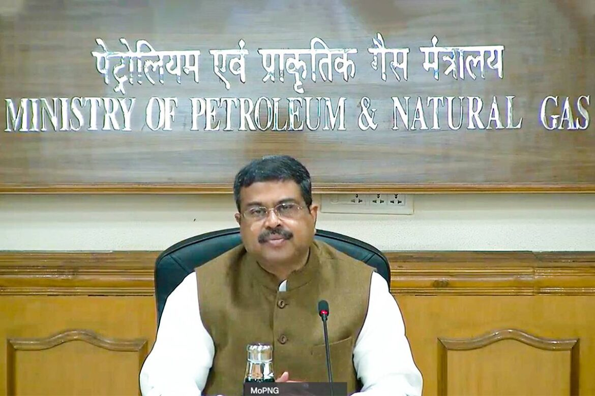 India's Crude Oil Storage Can Last 74 Days; Government To Launch Second Phase Of Strategic Petroleum Reserve Soon