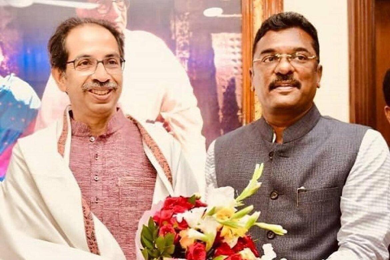 ED Seizes Pakistani Credit Card From  Shiv Sena MLA Pratap Sarnaik