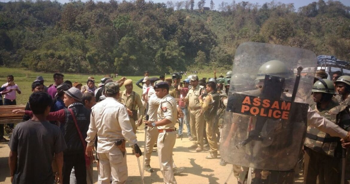Assam Border Disputes: 56 incidents recorded in 2020