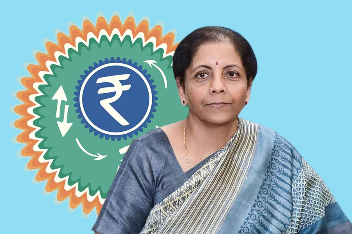 Union Finance Minister Nirmala Sitharaman Features In Forbes List Of World's 100 Most Powerful Women