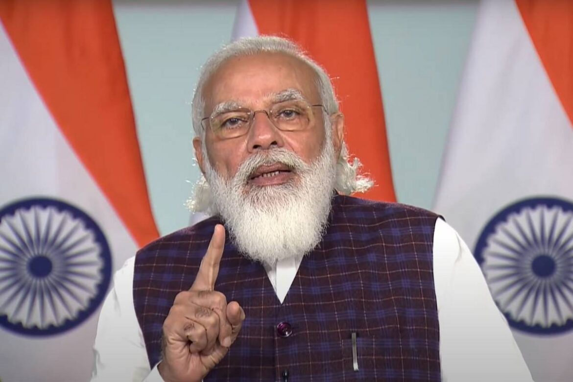 India Mobile Congress 2020: PM Modi on High-Speed Connectivity In Villages, Covid-19 Vaccination, And More