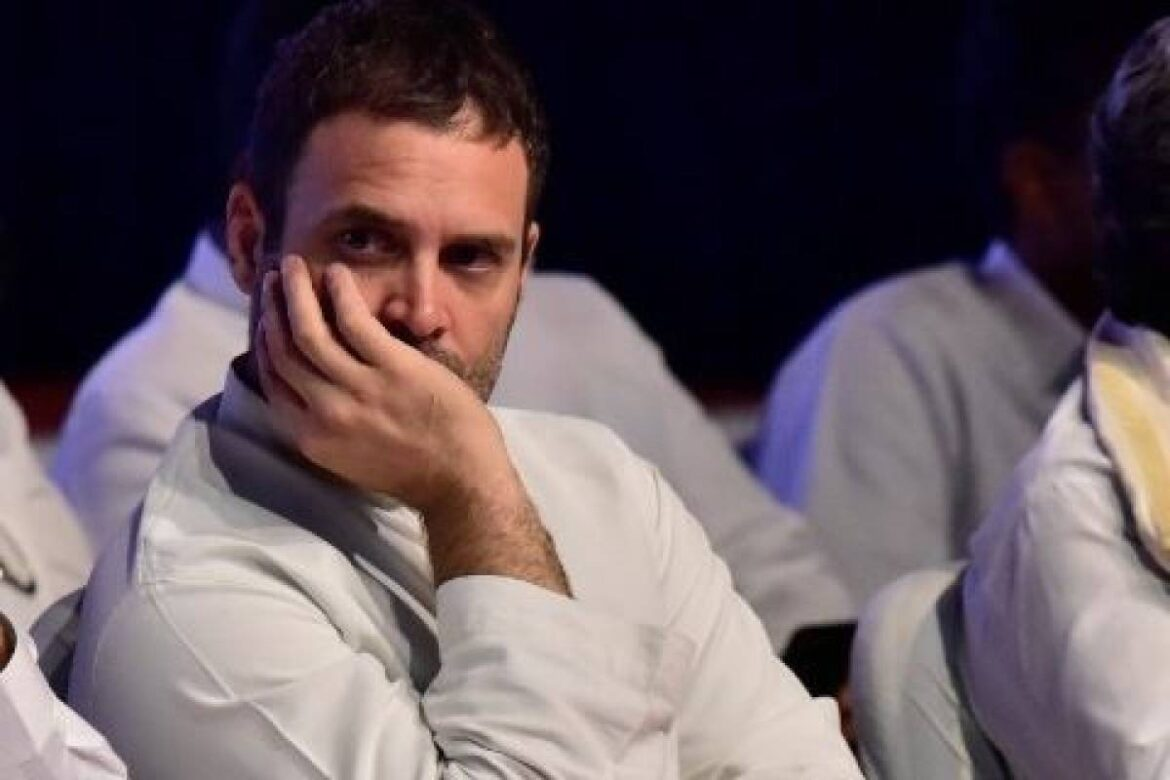 Rahul Gandhi Flies To Milan Days after Hitting The Streets In Support Of Farmer Protests