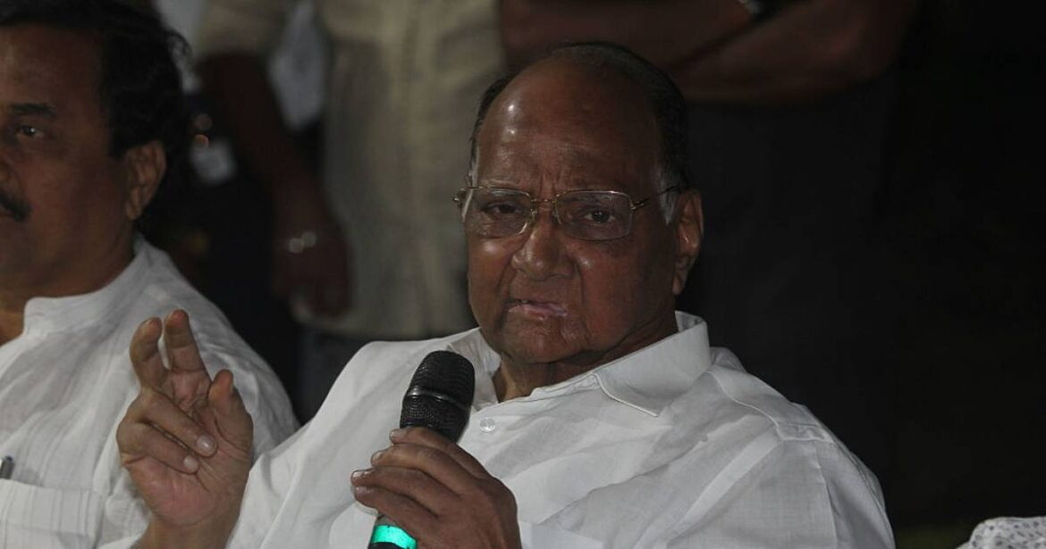 Sharad Pawar says Rahul Gandhi Lacks Consistency Required To Lead The Country