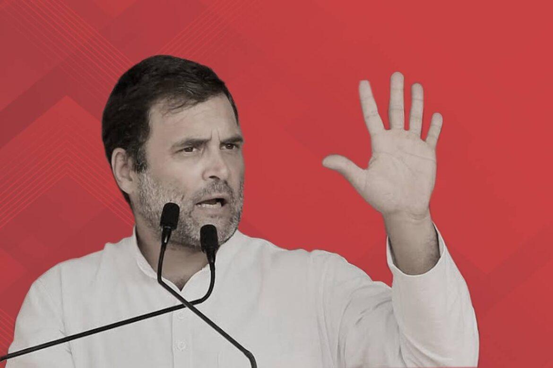Rahul Gandhi kicks off election campaign in Assam