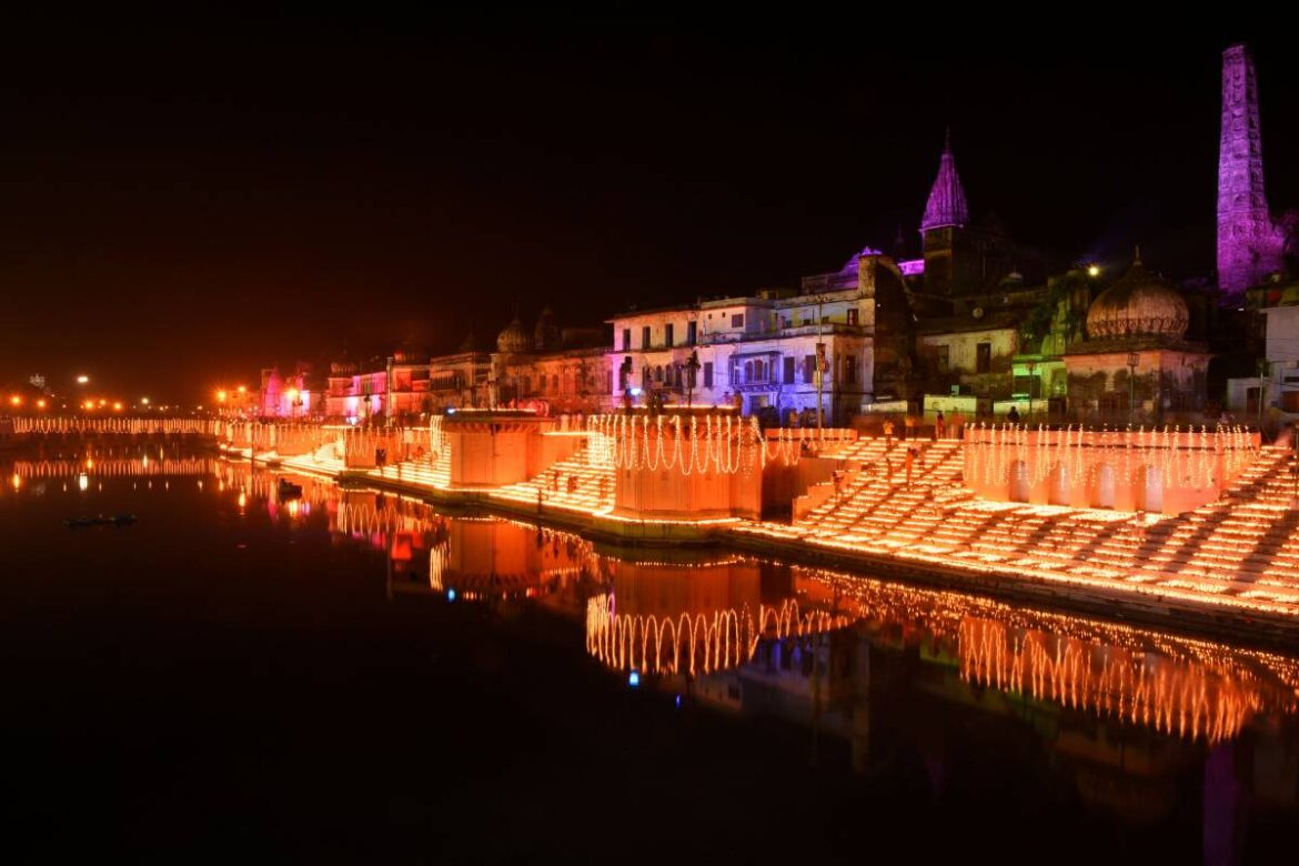 Ramayan Cruise Service On The River Saryu In Ayodhya To Be Launch soon