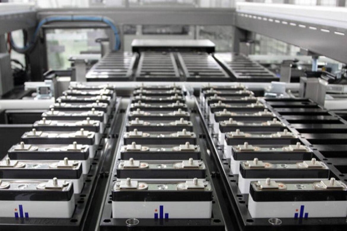 PLI Scheme Set To Power India's Manufacturing Capacity In Lithium-Ion Batteries