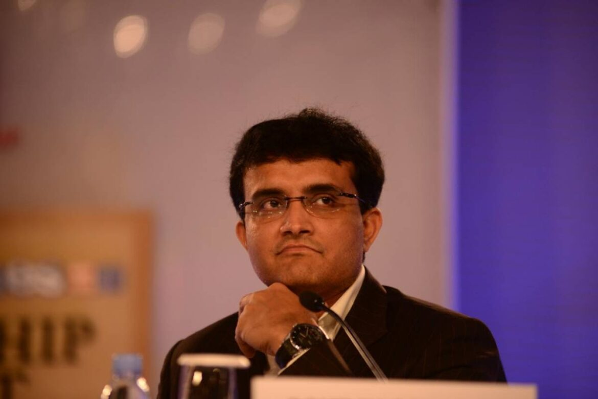 Speculations of Sourav Ganguly entering politics as he meets Bengal Governor