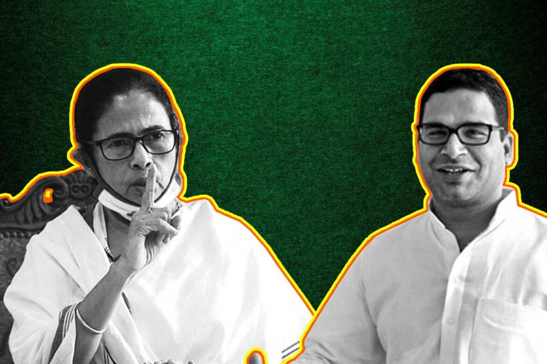 Mamata Banerjee Asks Prashant Kishor To Mend Ways
