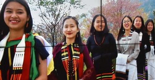 Manipur CM virtually inaugurates Cherry Blossom Festival Mao