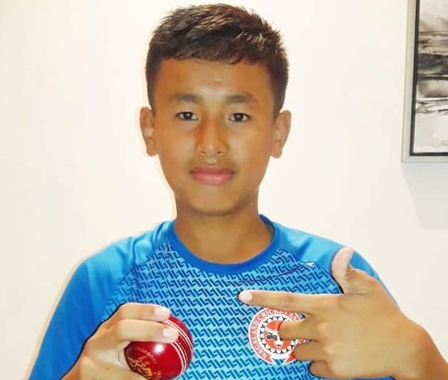 Ahead of IPL auctions, 16 year old cricketer from Nagaland set for Rajasthan Royals trials