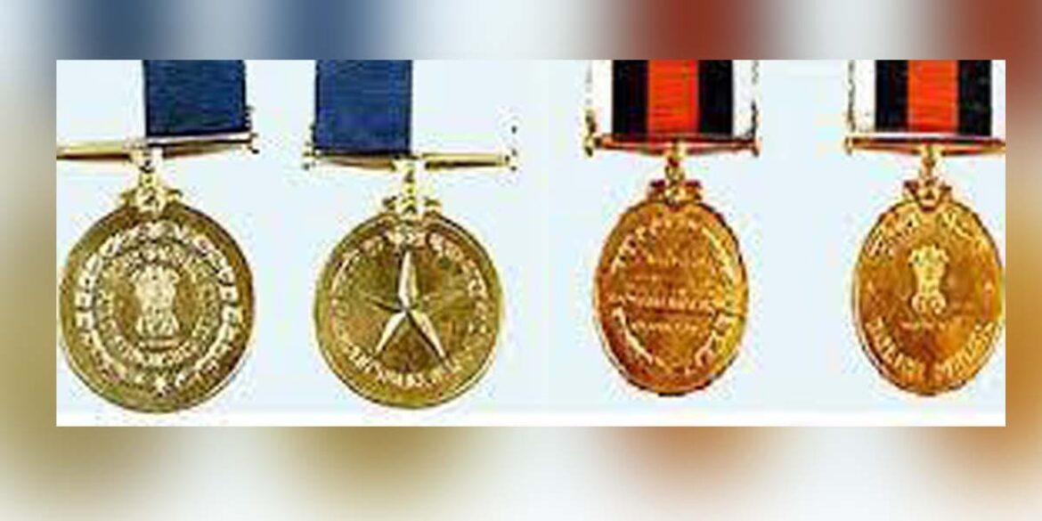 24 Manipur Police personnels set to receive prestigious Police medals on Republic Day