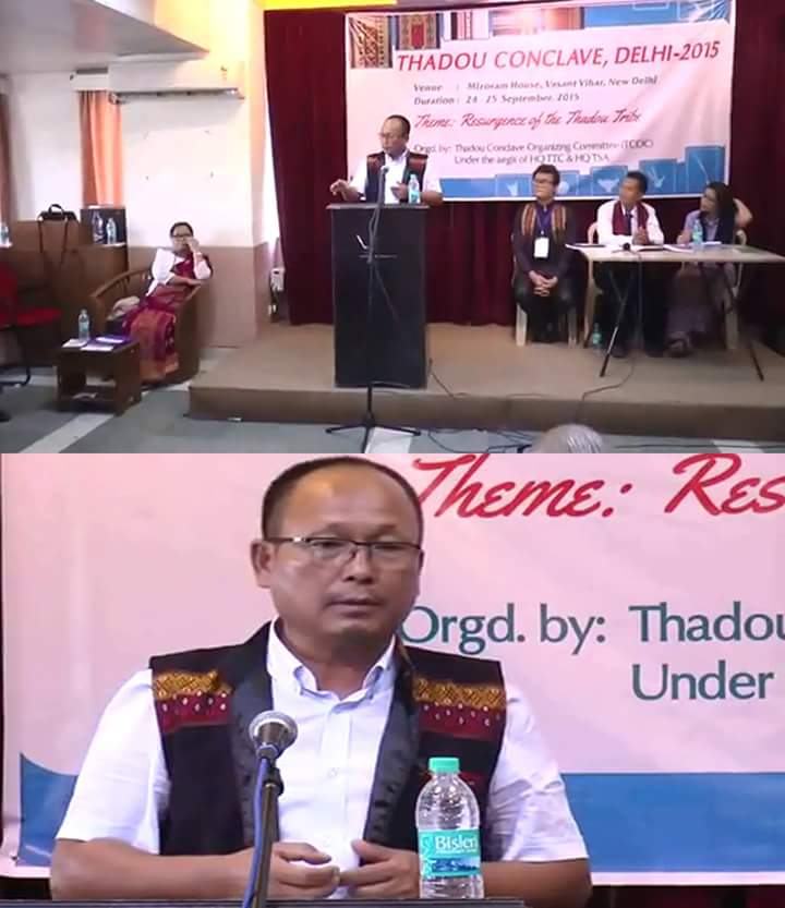 Armed Kuki outfit Chief cum village chief destroys 6 acres of poppy plantation in Manipur