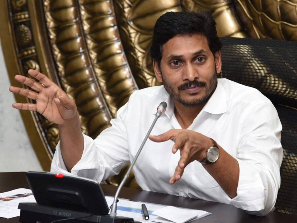 CM Jagan Alleges Conspiracy On To Brand The Andhra Pradesh Govt As Anti-Hindu