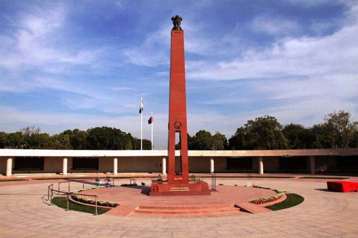Ahead Of Republic Day, Names Of Galwan Martyrs Get Engraved On National War Memorial In New Delhi