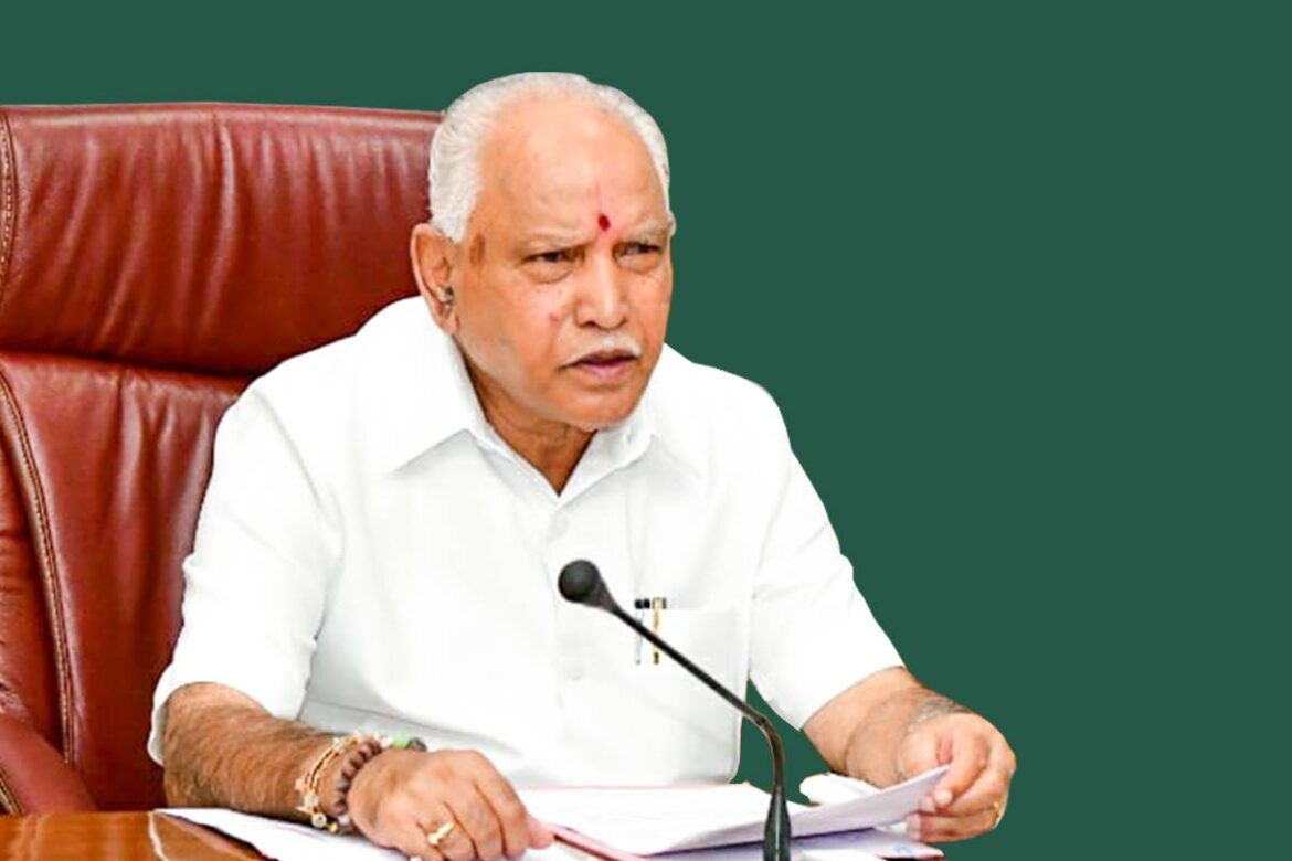 B S Yediyurappa Told Officials, Ministers To Fast Track Development Work In Karnataka