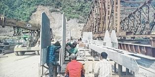Manipur: Completion of crucial Barak and Makru bridges delayed
