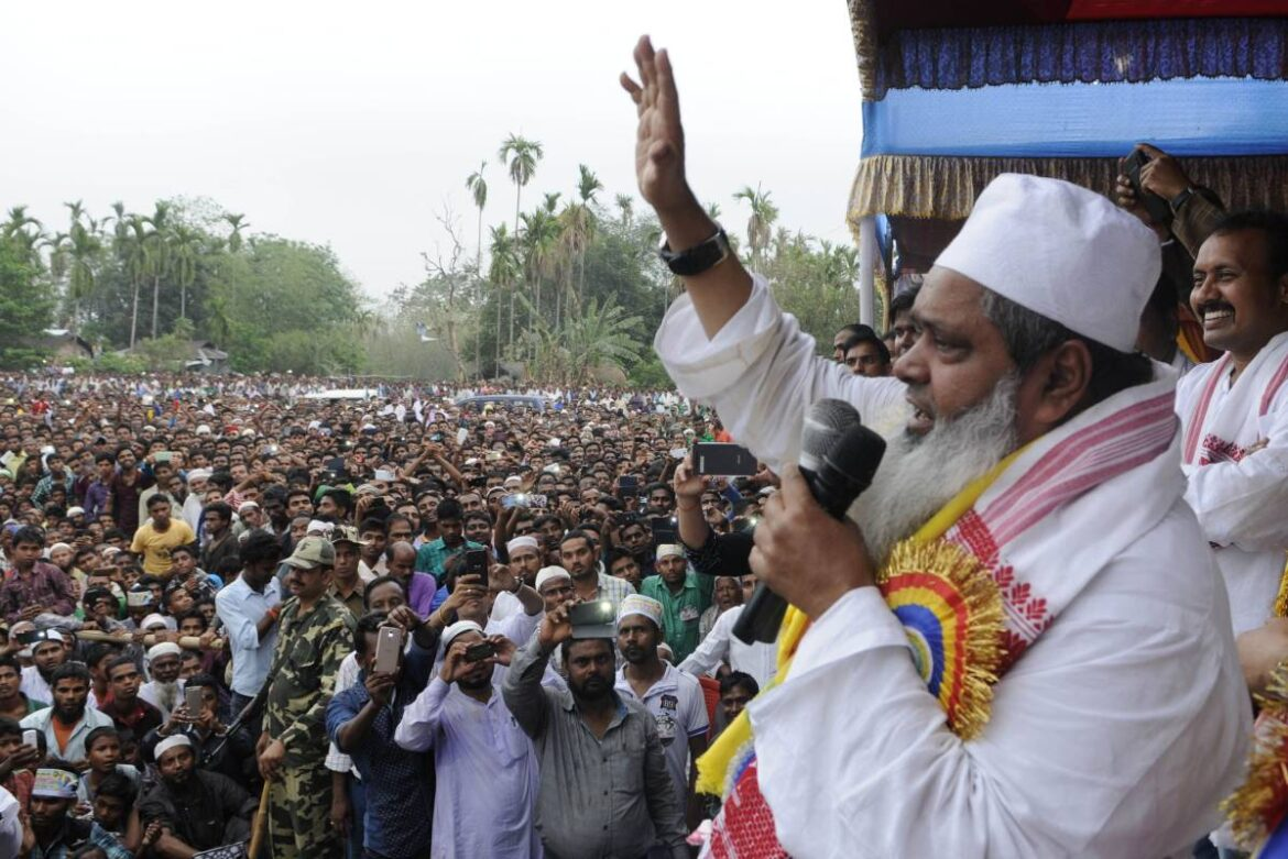 Assam Polls: AIUDF expels senior party leader