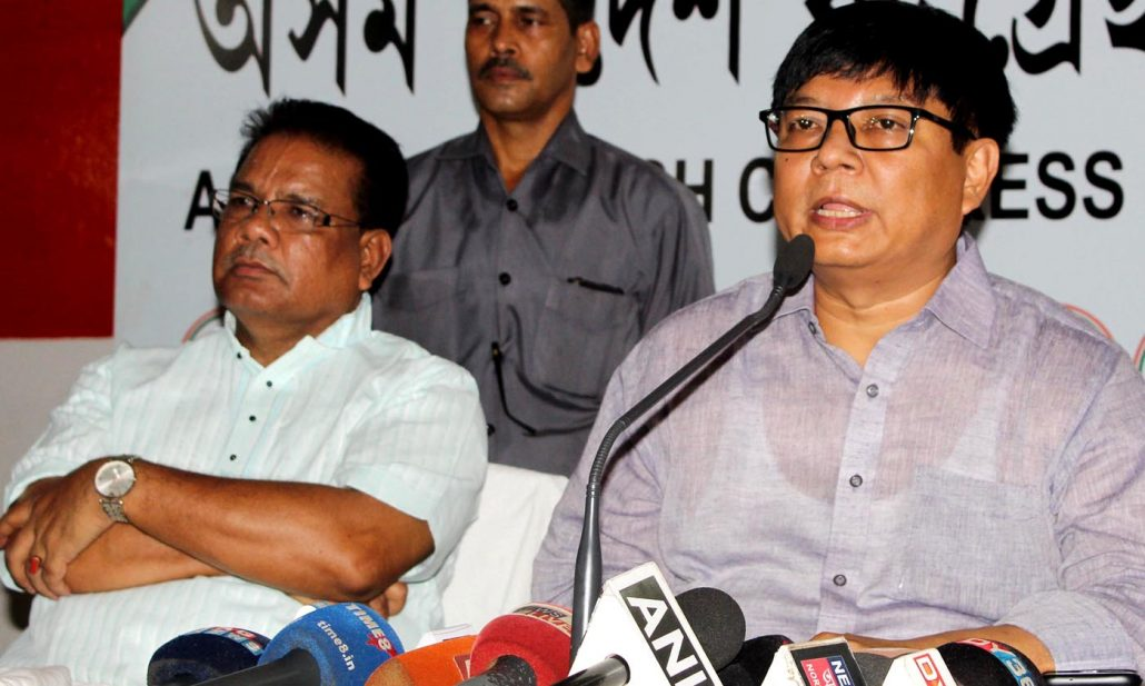 Setback for Congress: Debabrata Saikia loses leader of the opposition status in Assam Assembly