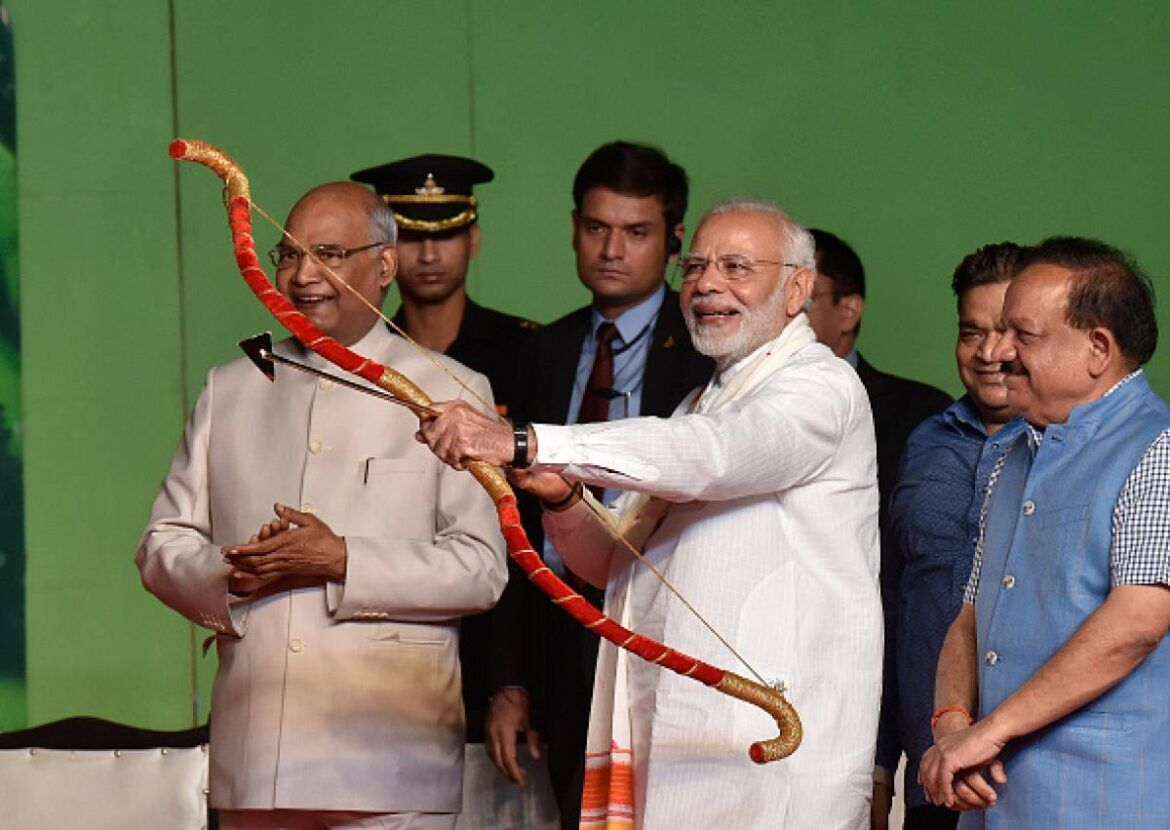 Fund Collection For Ayodhya Ram Mandir Construction To Begin From President Kovind And PM Modi On Sankranti